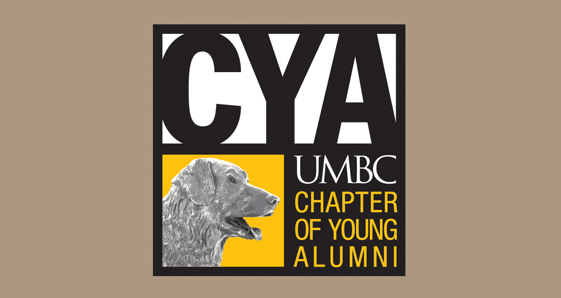 chapter of young alumni logo