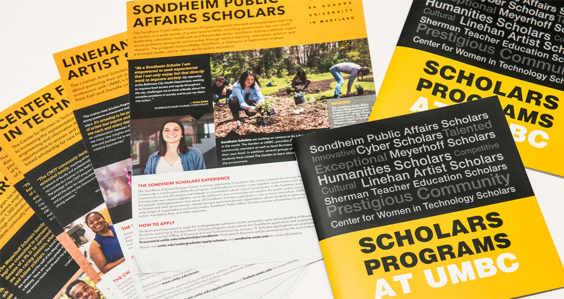 Scholars Booklets and Scholars Info Sheets